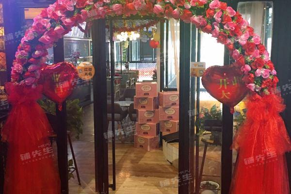 南城盒汇商业街日营业额2500以上旺铺奶茶店急转!