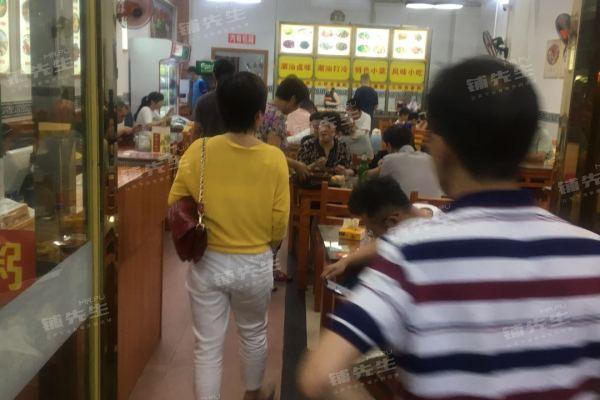 惠城龙丰华侨新苑餐饮转让!周边都是大型小区,宵夜一条街稳定消费人群