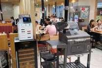 福田区城市广场商场大型烤肉店生意转让!商业中心 客源稳定集中